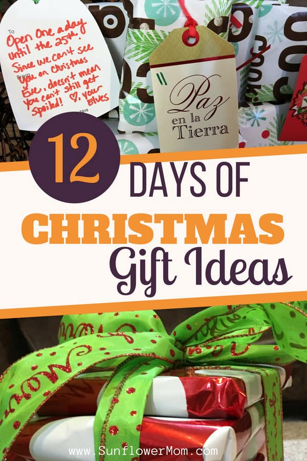 gift ideas for boyfriend twelve days of christmas gift ideas for - 12 Days Of Christmas Gift Ideas For Him