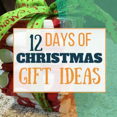 12 days christmas gifts idea