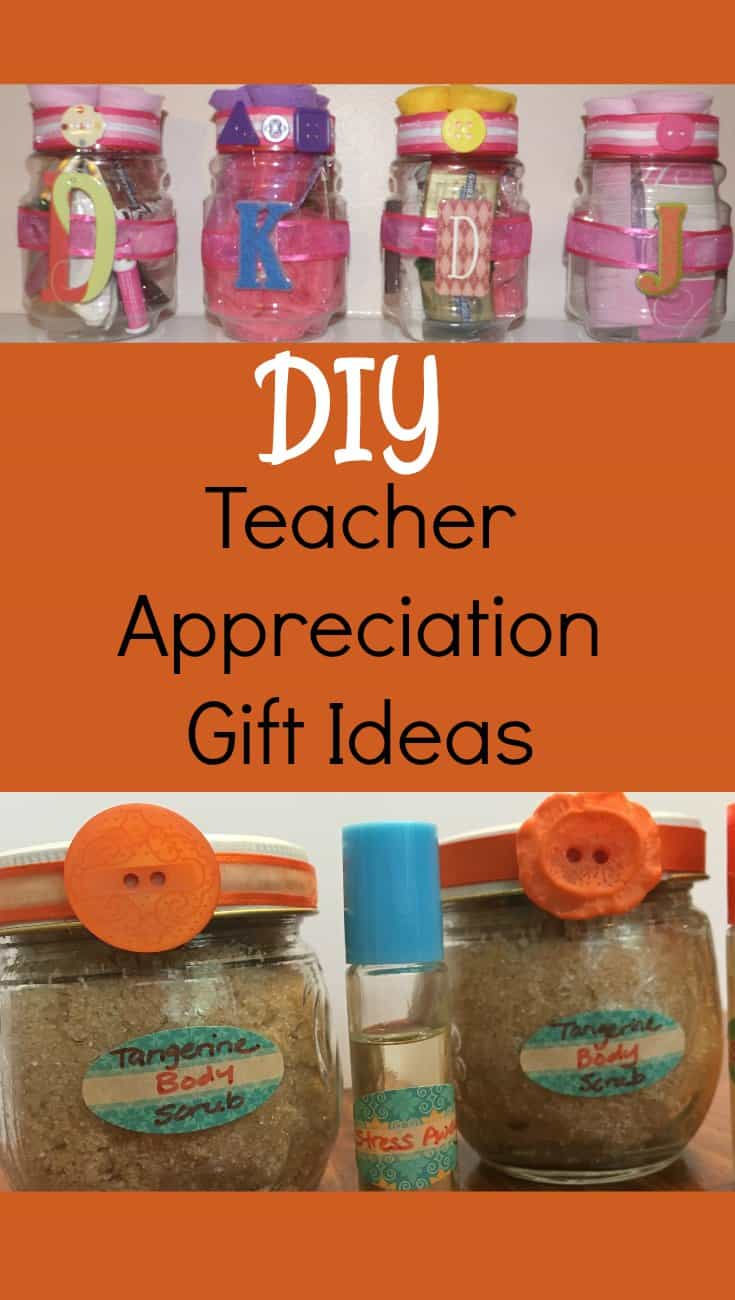 Looking for homemade teacher appreciation gift ideas? Homemade teacher appreciation gifts can be an affordable and fun way to thank your child's teacher. And you can give them something useful and personalized to their interests.