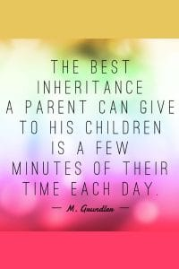 quality time quote