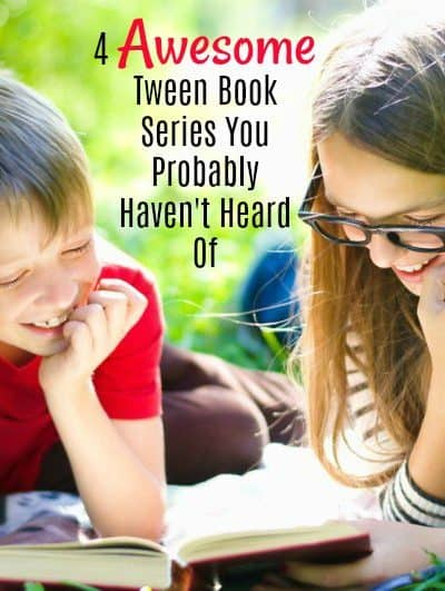 awesome tween book series