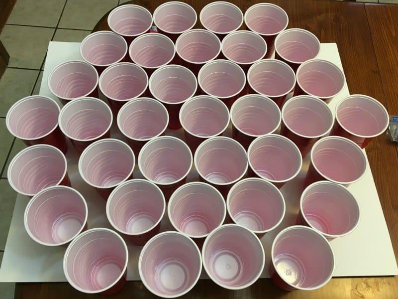 pokemon birthday party cups