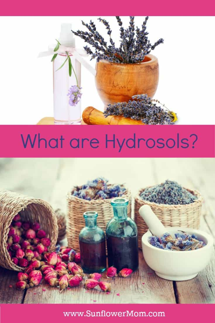 What are hydrosols? What can you use hydrosols for, where can you buy hydrosols? Check out this post for an amazing recipe for your hair! Hydrosols are the best-kept secret out there!