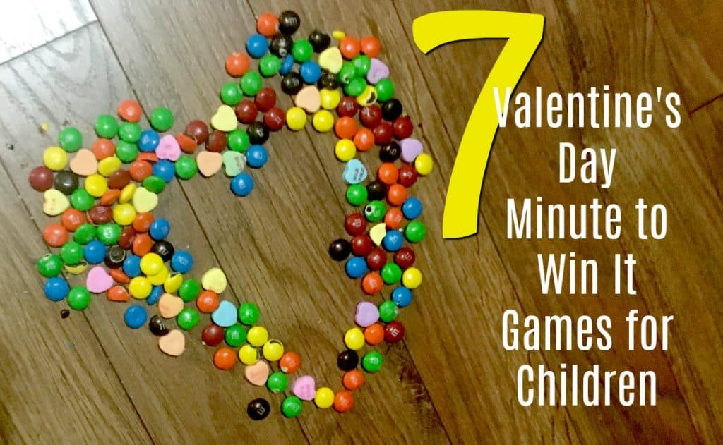 7 valentine's day minute to win it