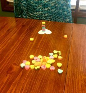 valentine's day kids game