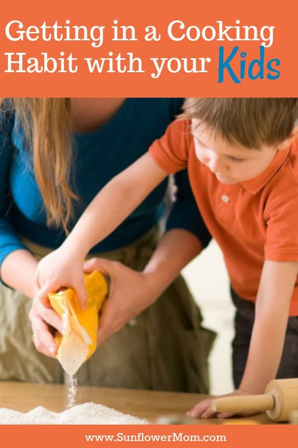 Strategies to get your child cooking every month, cookbook suggestions, the life skills your child will learn when cooking. Get your child in the habit of cooking each month now!