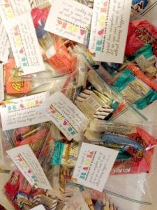 random acts of kindness week candy