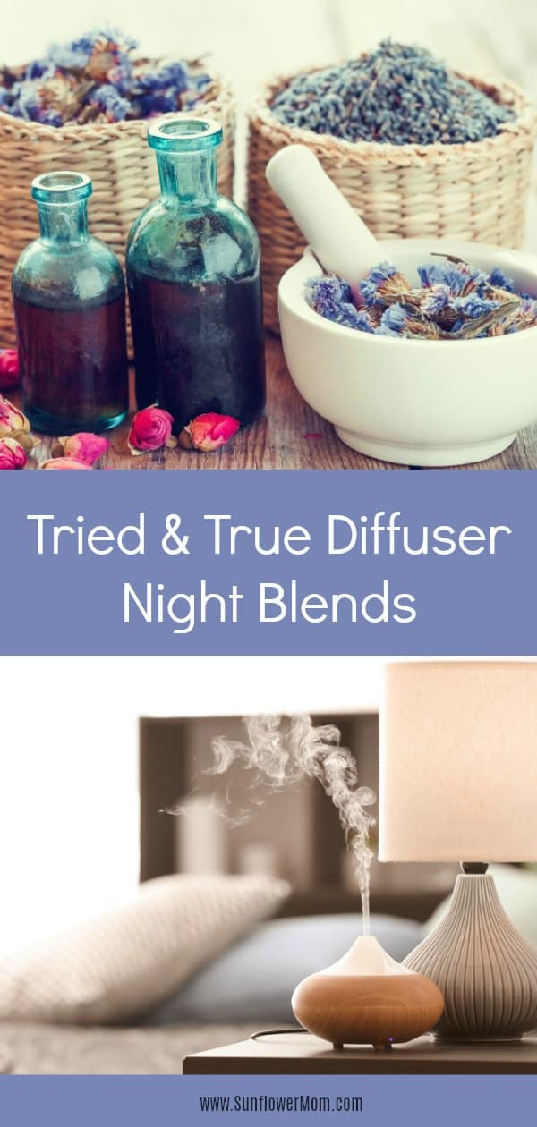 There's nothing more relaxing after a long day than filling up your diffuser with natural scents that transport your mind to dreamland. Here are 14 tried and true diffuser night blends to start using tonight!