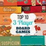 3 Player Board Games for Families – The Best of the Best