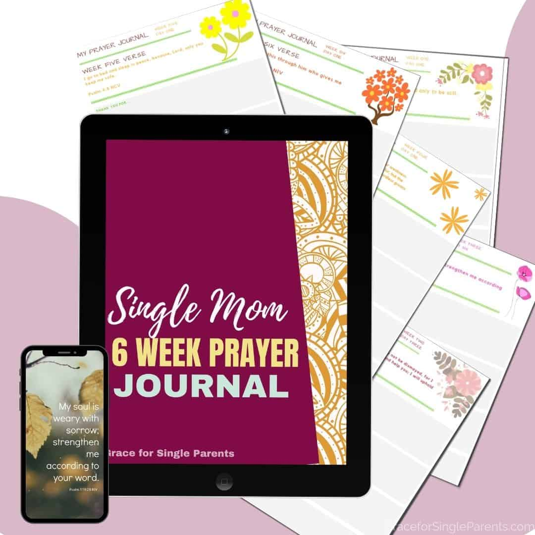 6wk prayer journal