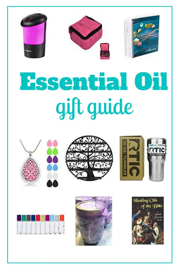 Here are ideas if you already use and love essential oils or if you want to find that perfect gift for a loved one and you know nothing about essential oils! #gifts #giftguide #essentialoils #sunflowermom