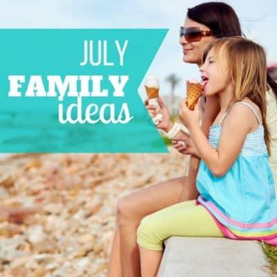 july family ideas