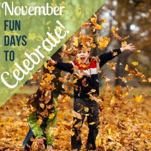 November Fun for Families – Beyond Thanksgiving