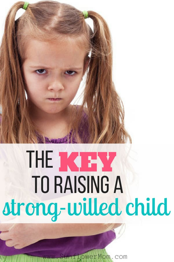 If you struggle with raising a strong-willed child check out how I use just 10 minutes a day to reverse all the struggles that come with parenting a strong-willed child and connect with my children each day.