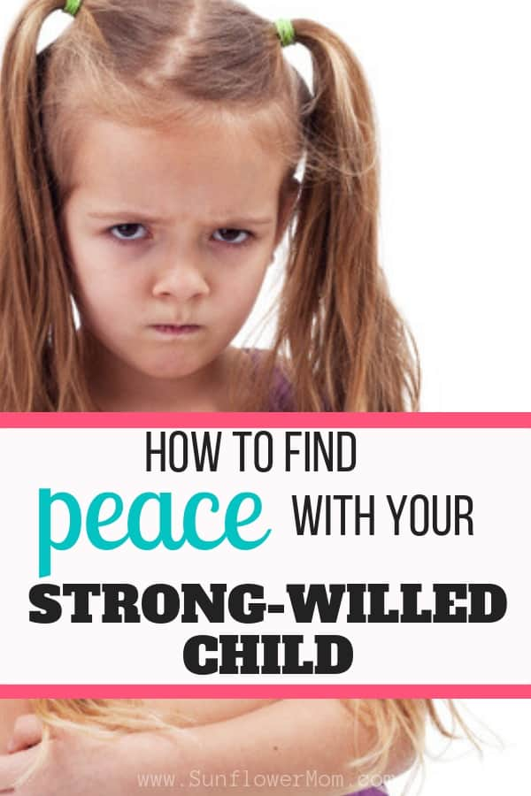 If you struggle with raising a strong-willed child check out how using this strategy will bring peace back to your home and reverse the struggles that come with parenting a strong-willed child. Learn how to reconnect with your head-strong child. #Kids #Parenting #ParentingTips #Parenthood #PositiveParenting #Parenting101 #SunflowerMom
