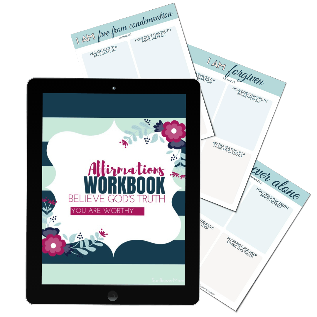 affirmation workbook