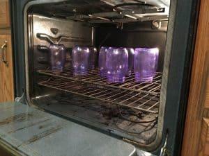 baking mason jars gifts