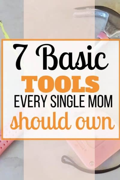 basic tools single mom