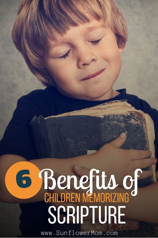 6 reasons why children should memorize scripture beyond