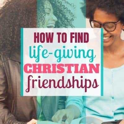 meet christian friends