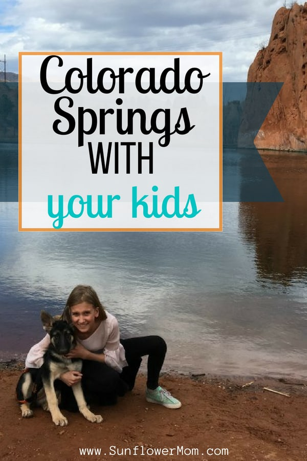 Here are the top things to do in Colorado Springs with your kids. And bring along your dog too! Colorado is the best place to get your kids to ditch their devices and embrace nature!