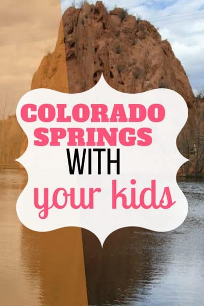 colorado springs with kids
