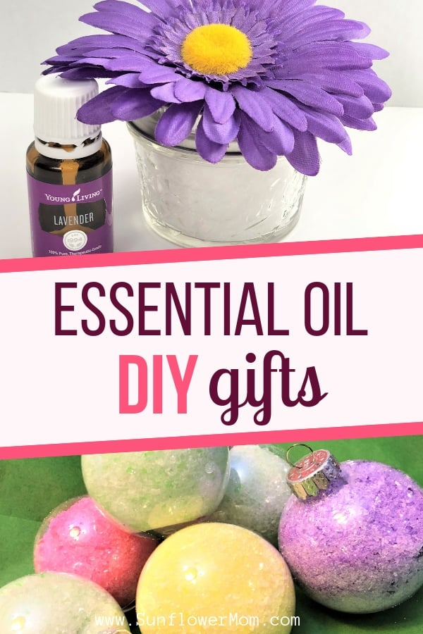These essential oil DIY gifts are perfect to make for loved ones and so much fun! Don't be surprised if you end up keeping some for yourself!