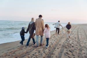 extended family travel