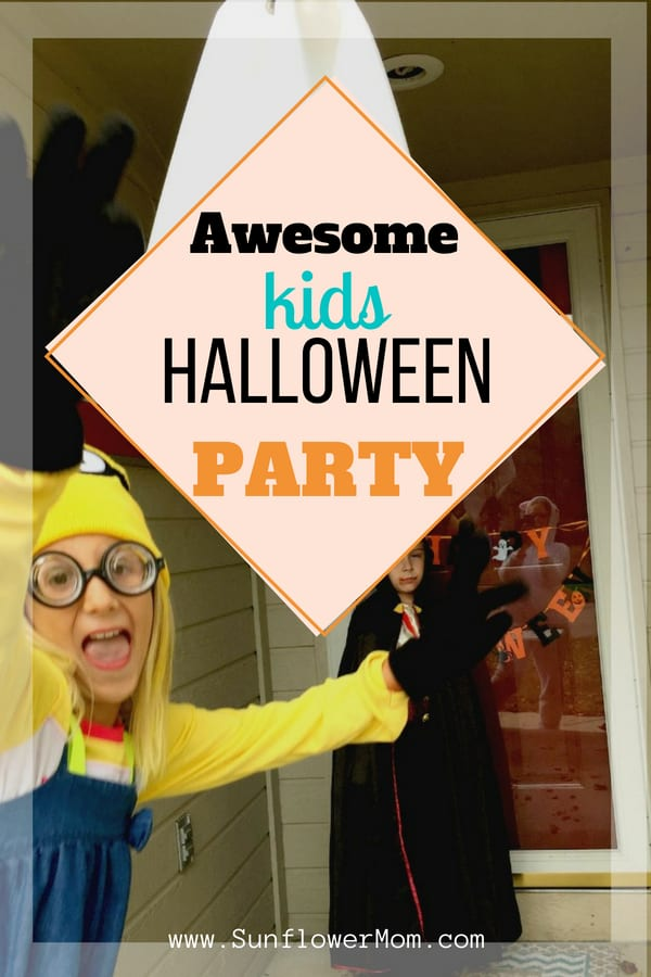 Here's how to throw an unforgettable Halloween party for your kids that their friends will want to attend! It takes just a bit of effort and hours of fun!