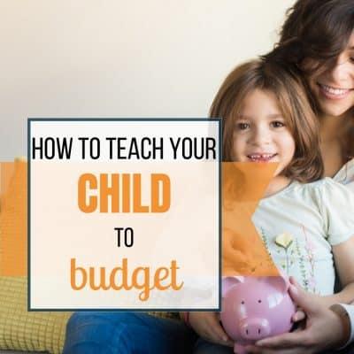 kids budget