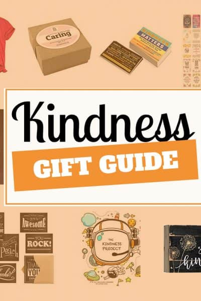 kindness gift guide