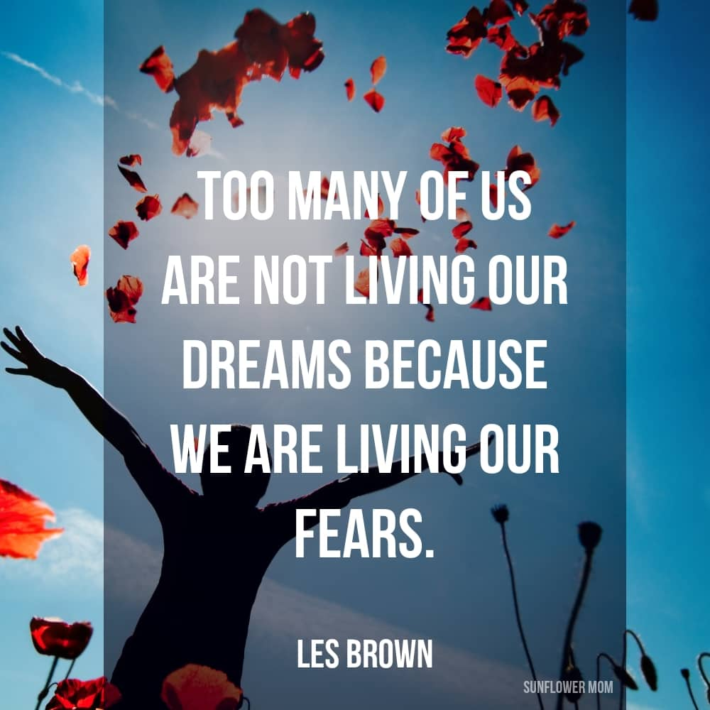 single mom quote on fears