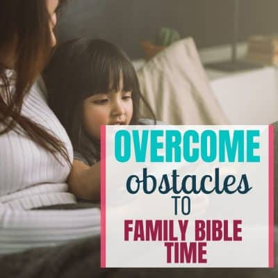 family bible time