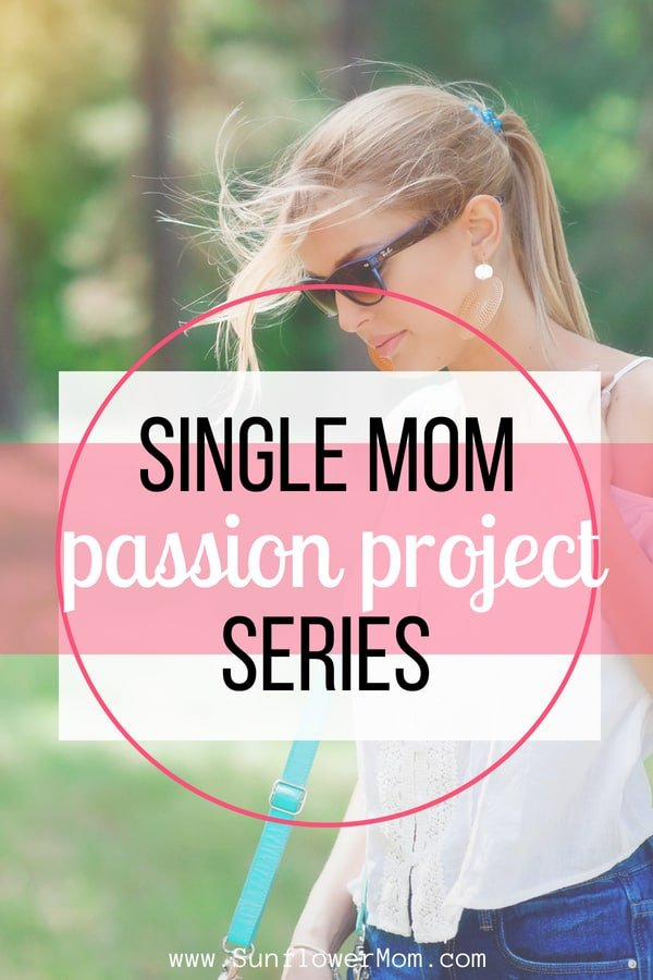 Join the 40-week single mom passion project. I understand single moms are often in survival mode. But it's for your survival that you need a passion project. Discover what ignites your soul and get your life back!
