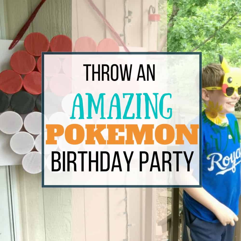 photograph relating to Printable Pokemon Party Games named How towards Toss an Outstanding Pokemon Birthday Occasion