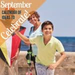 September Days to Celebrate for Families