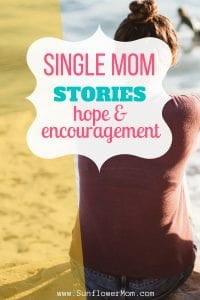single mom stories