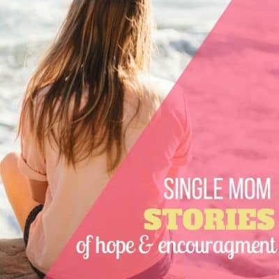 single mom stories