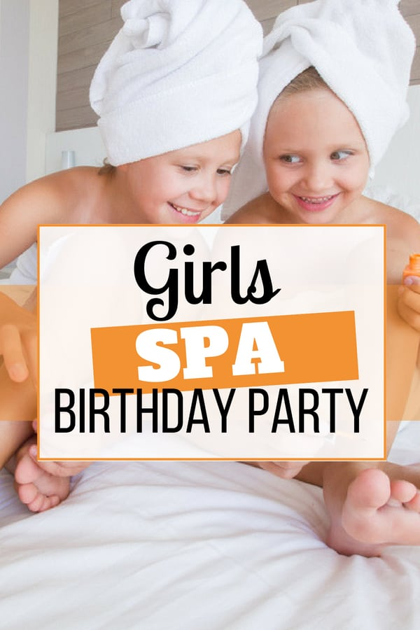Looking to throw a low-cost girls spa birthday party? Check out how we celebrated my daughter's 10th birthday party with five of her friends. All things spa!