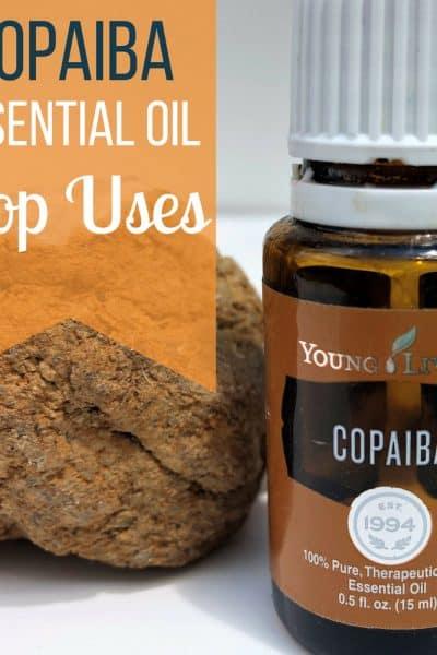 top uses copaiba essential oil
