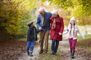 travel with grandparents