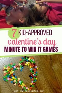 valentines day minute to win it