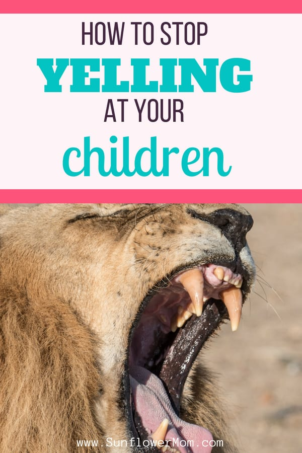 Breaking the habit of yelling at your children isn't easy. Here are 11 strategies I used on my journey how to stop yelling at my kids.